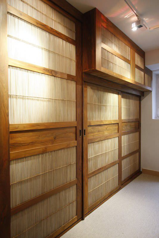Interior Door / Closet / For Walk In Wardrobes / Sliding FRM RB DR MATAHATI  ...