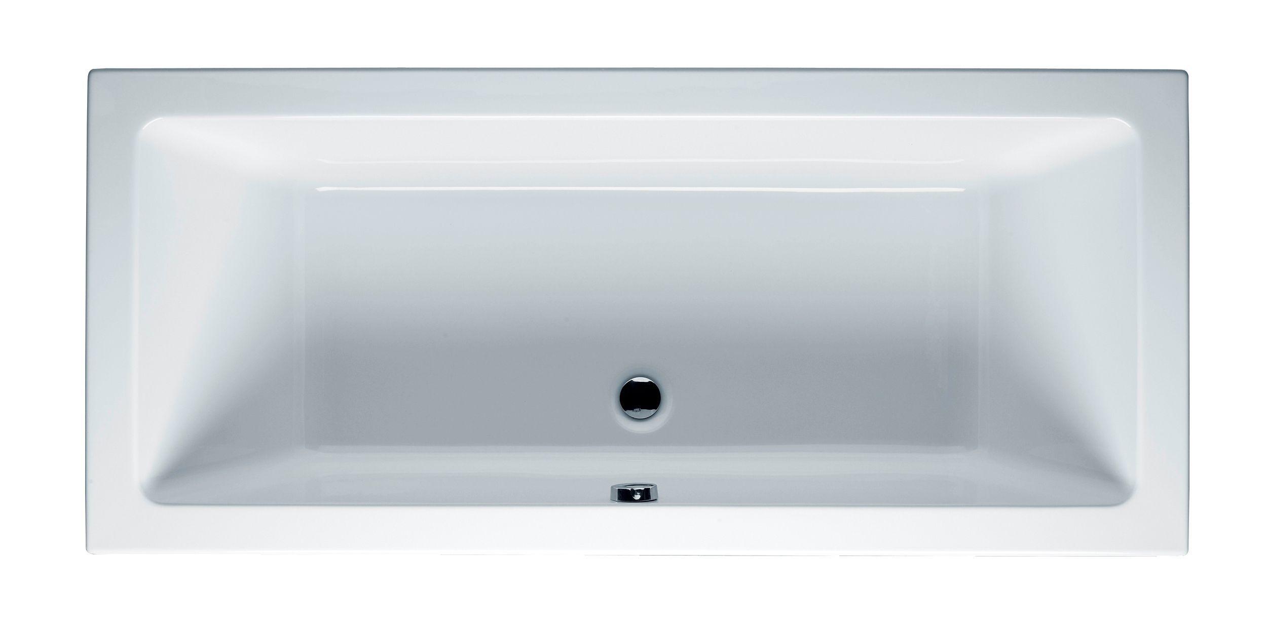 Acrylic bathtub - LUGO - RIHO