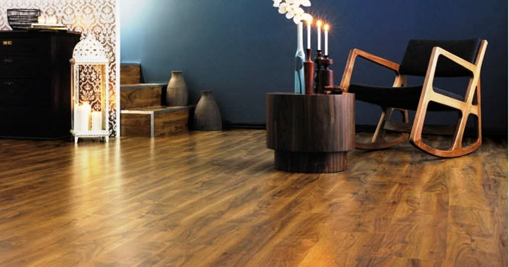 Oak Laminate Flooring Floating Residential Alloc Domestic