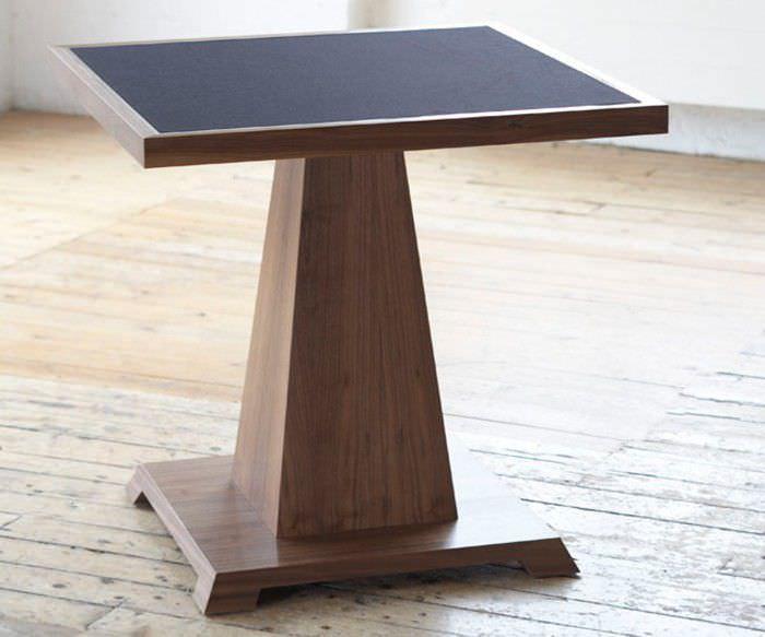 Charming Contemporary Bridge Table AXIS William Yeoward ...