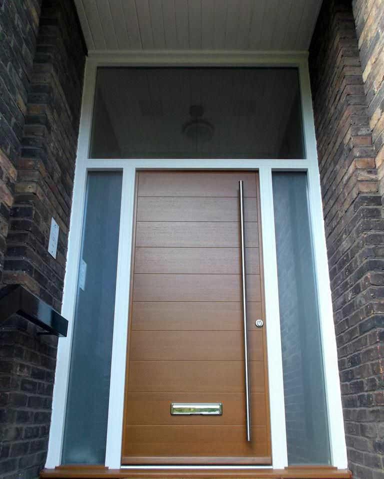 Entry door / swing / wooden FUNKY Kloeber ... & Entry door / swing / wooden - FUNKY - Kloeber