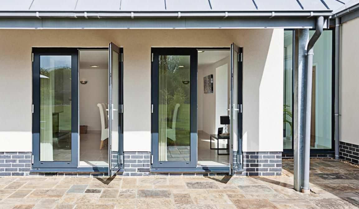 swing French door / aluminum ... & Swing French door / aluminum - Kloeber