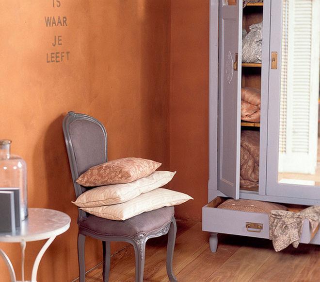 ... Decorative Coating / Indoor / For Interior Walls / Clay