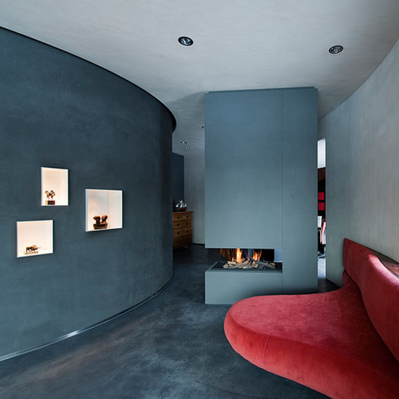 Decorative Coating / Interior / For Interior Walls / Clay ...