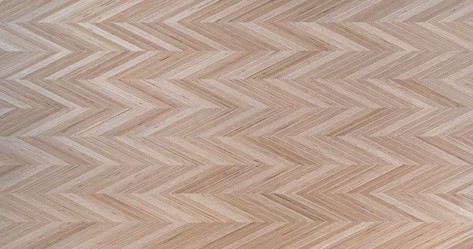 Solid Parquet Floor Floating Glued Matte Geometric