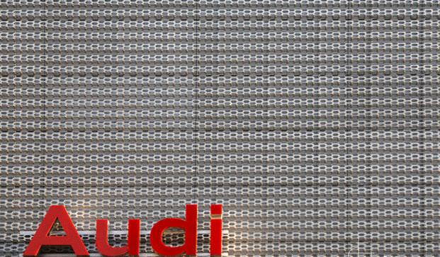aluminum cladding metal corrugated panel textured dri design