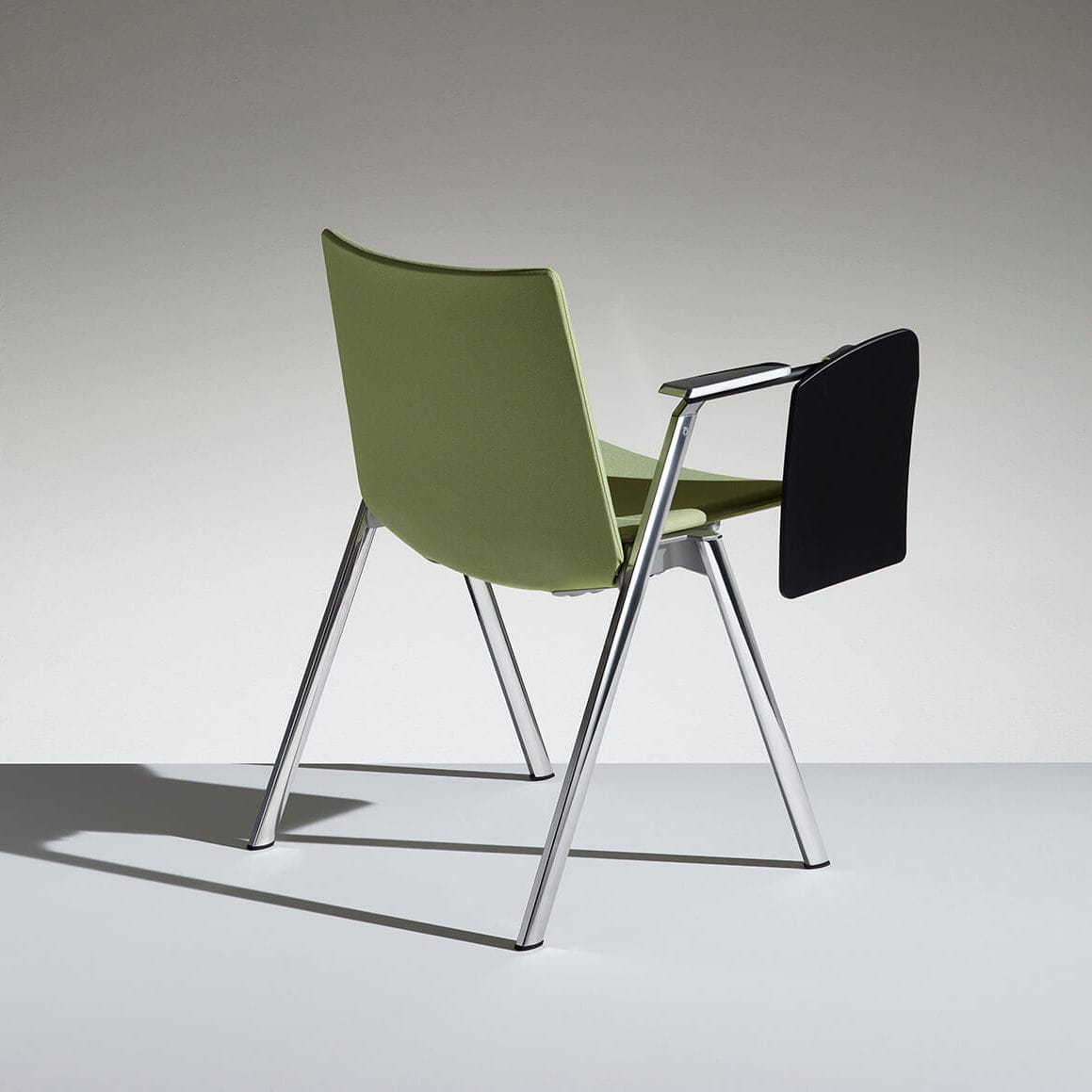 Stackable Conference Chair / On Casters / Folding / Tablet HL3 By Lucci U0026  Orlandini Lamm ...