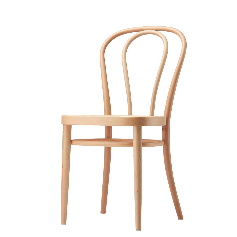 traditional restaurant chair bistro bentwood beech 218