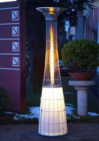 Floor Mounted Infrared Patio Heater / Electric ...