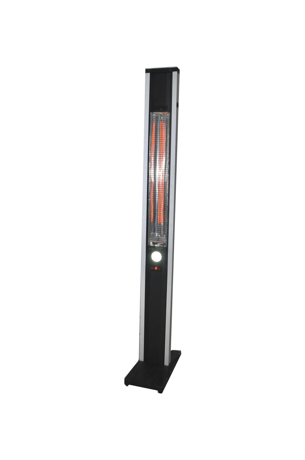 Floor Mounted Infrared Heater / Electric / Commercial / Mobile   BALI