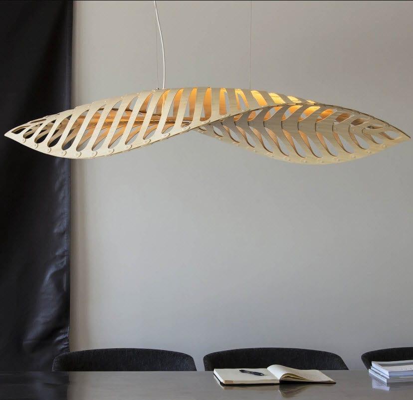 Pendant Lamp / Original Design / Bamboo   NAVICULA