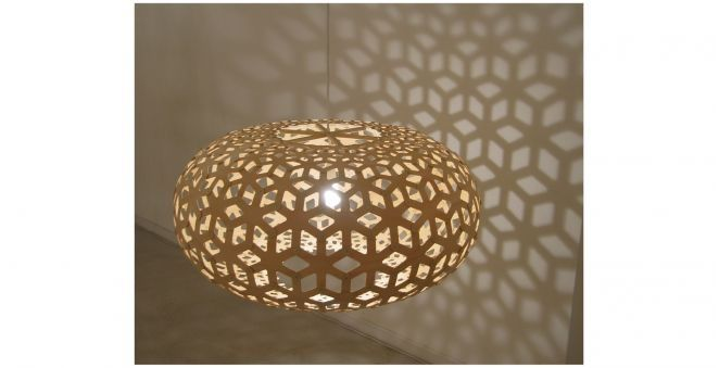 ... Pendant Lamp / Contemporary / Bamboo ...