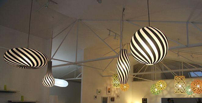 ... Pendant Lamp / Contemporary / Polycarbonate / Bamboo BOUNCE David  Trubridge Design ... Pictures