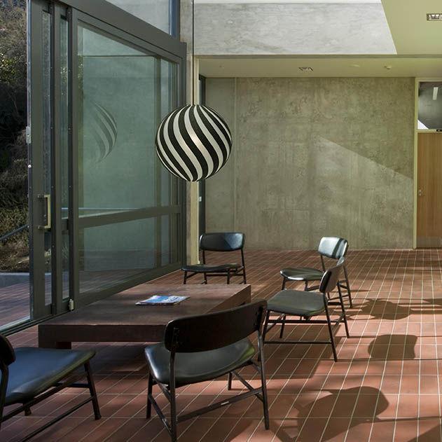 Delightful ... David Trubridge Design Pendant Lamp / Contemporary / Polycarbonate /  Bamboo   BOUNCE Nice Look