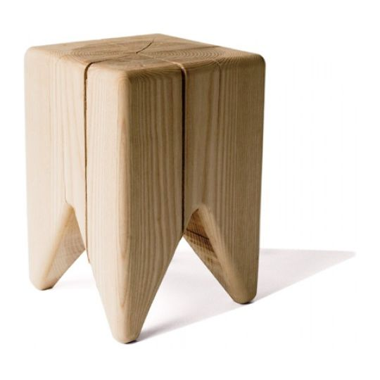 ... Contemporary stool / wooden STUMP Kalon Studio ...  sc 1 st  ArchiExpo & Contemporary stool / wooden - STUMP - Kalon Studio islam-shia.org
