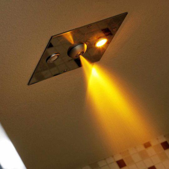 Ceiling-mounted shower head / rectangular / rain - TROPICAL - Starpool