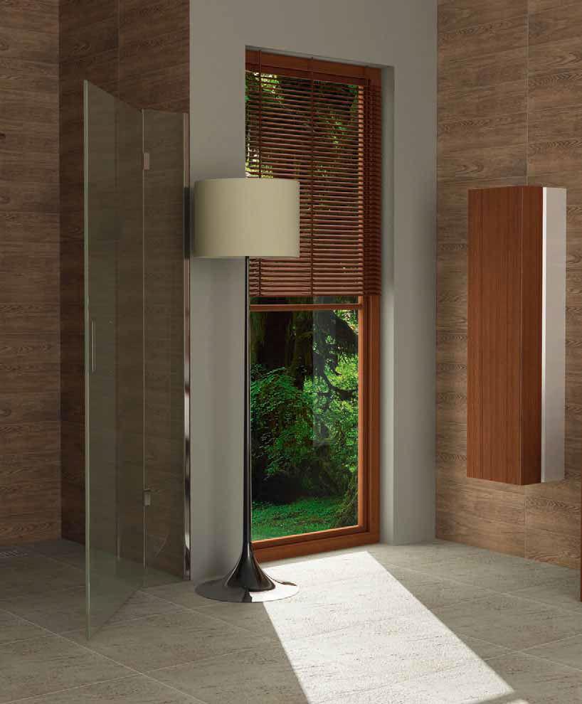 Indoor tile / bathroom / wall / ceramic - NORDIC - Kale