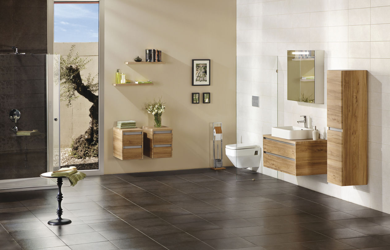Bathroom tile floor ceramic floral iris kale bathroom tile floor ceramic floral iris kale doublecrazyfo Image collections