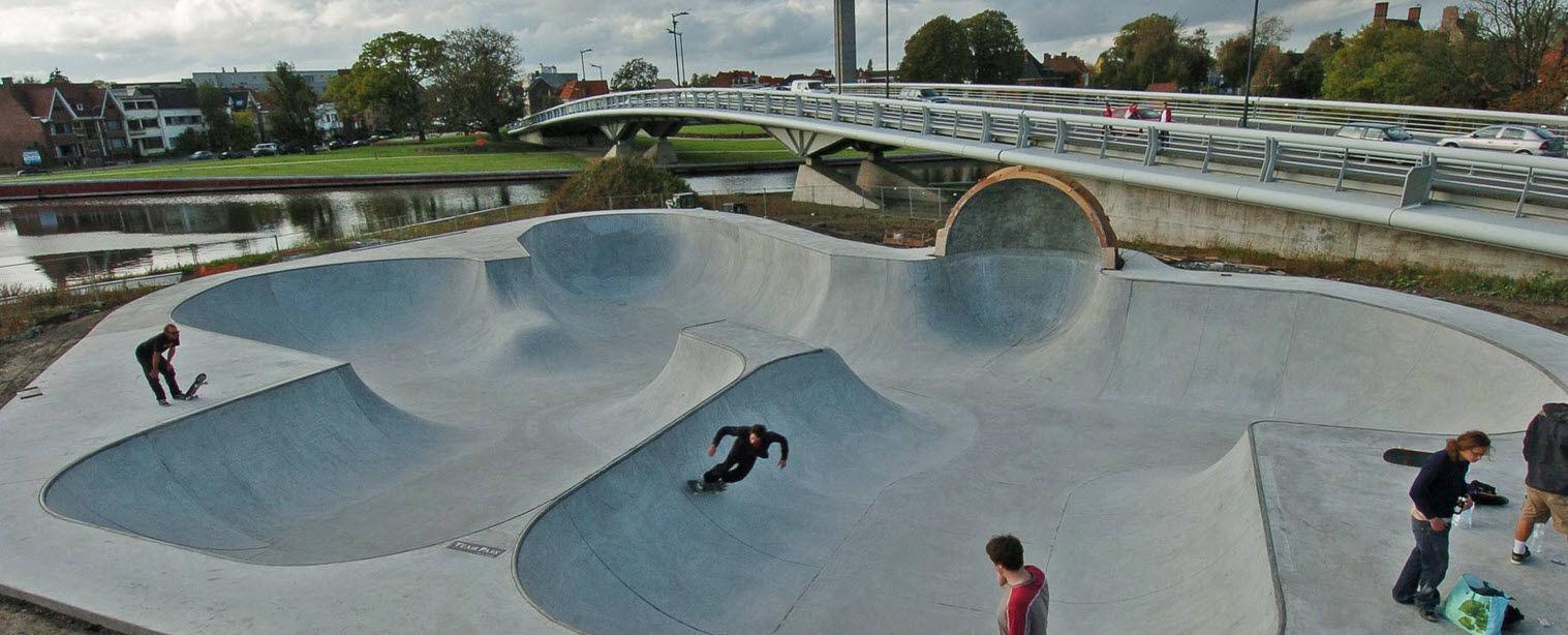 Výsledek obrázku pro skatepark
