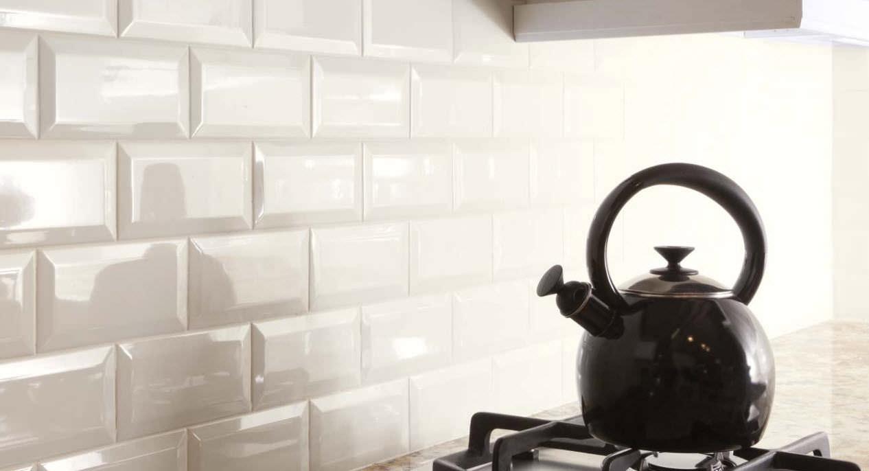 Indoor Tile Kitchen Wall Ceramic Neri Biscuit Adex
