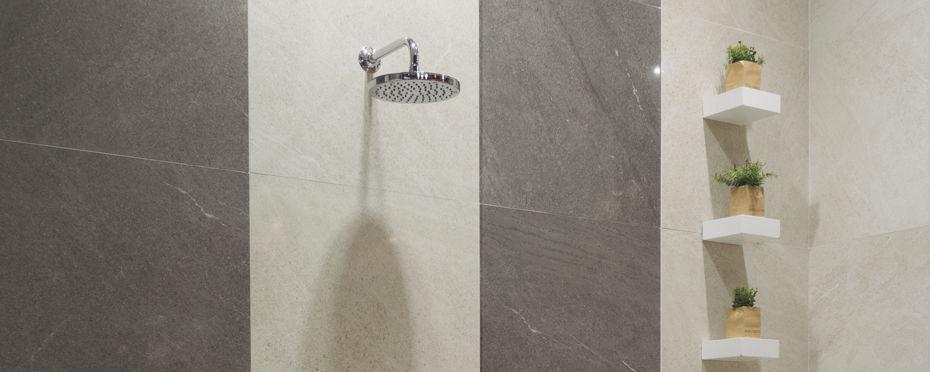 Bathroom tile wall ceramic patterned BROOKLYN LUX 60 Azteca