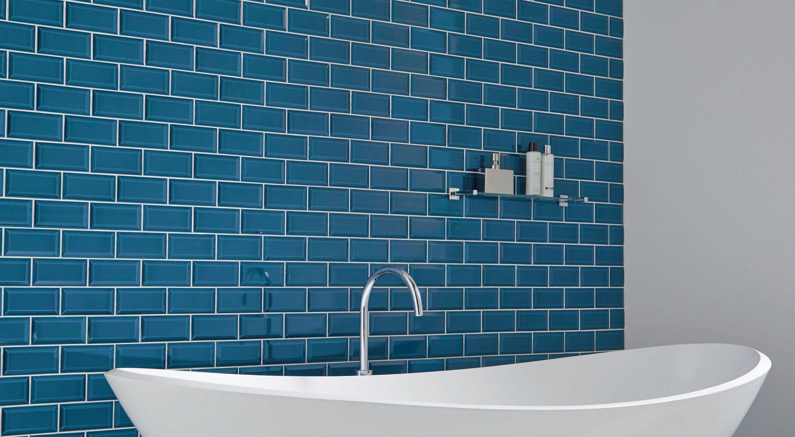 Bathroom tile / kitchen / living room / wall - METRO - CEVICA