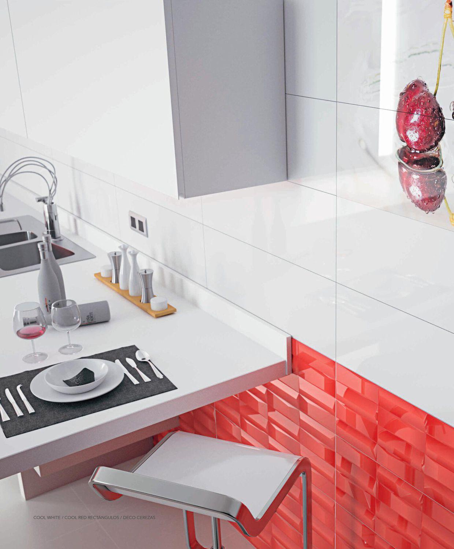 Bathroom tile / kitchen / wall / ceramic - COOL - Ceracasa Ceramica
