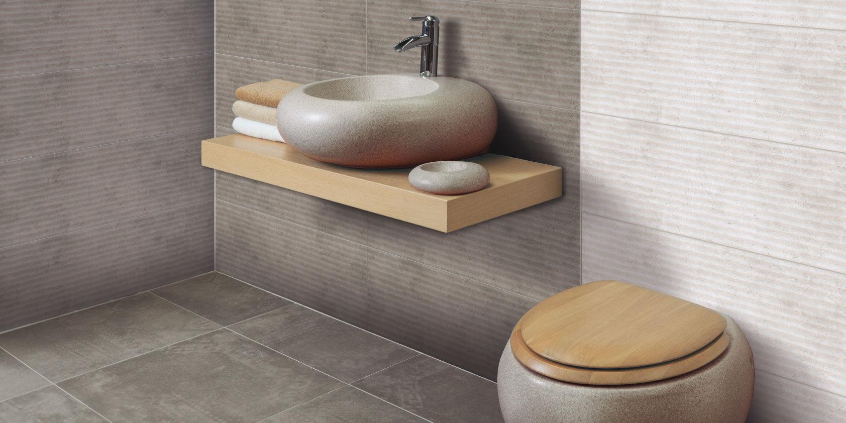 bathroom tile wall ceramic textured dakar