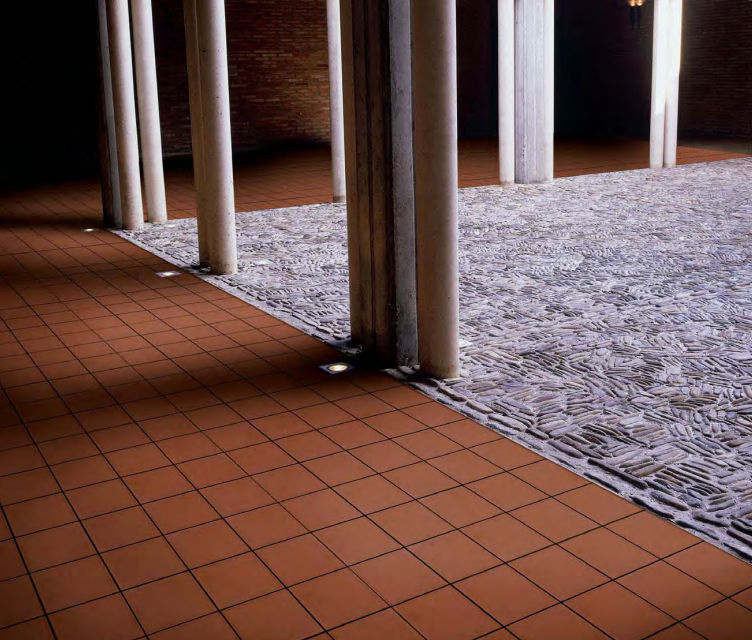 Cute 1 Ceramic Tile Huge 12 X 12 Ceiling Tiles Round 12X12 Floor Tiles 18 X 18 Floor Tile Youthful 1930S Floor Tiles Reproduction Yellow24X24 Floor Tile  Clinker   QUARRY   Gres De Aragón