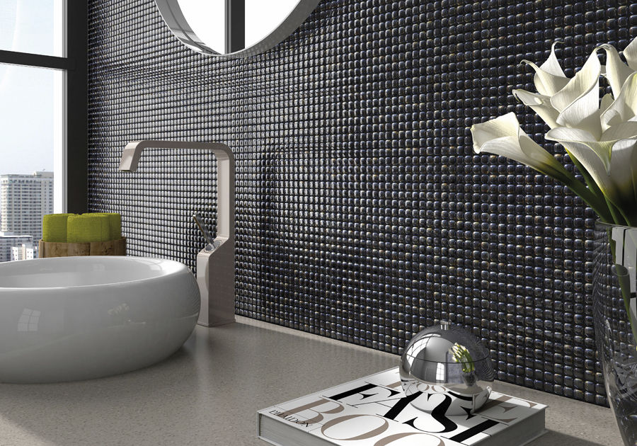 glass wall tiles for bathroom | My Web Value