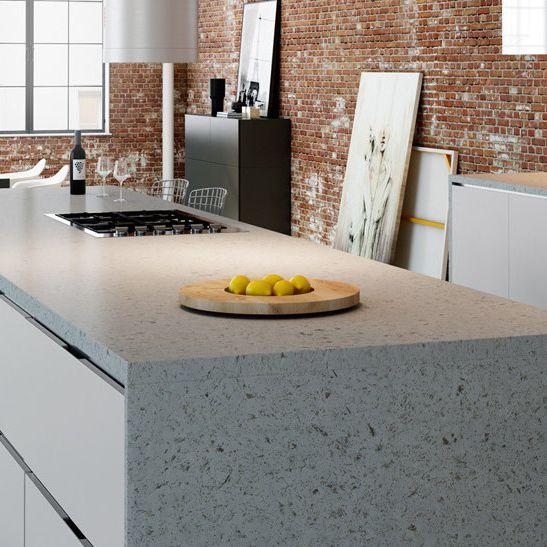 Quartz Countertop / Kitchen   ICE CONCRETE