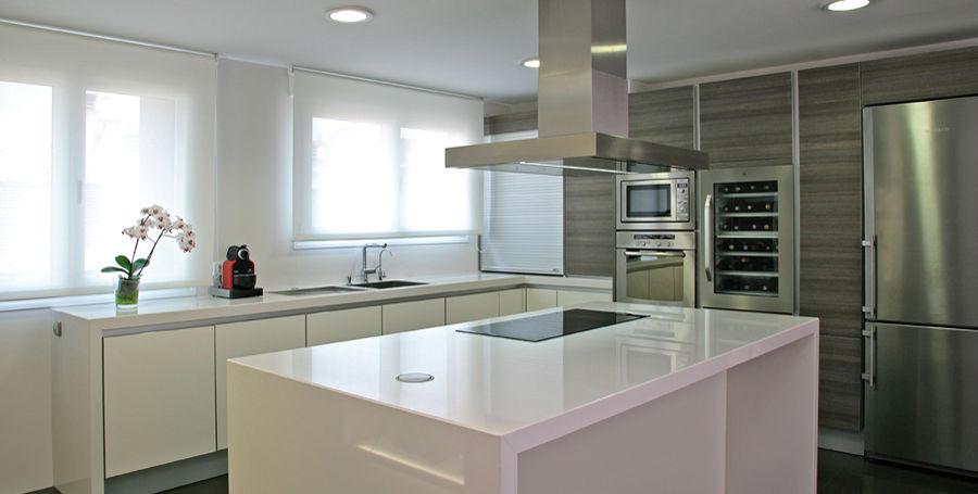 Quartz Composite Countertop Kitchen Absolute Blanc Compac The