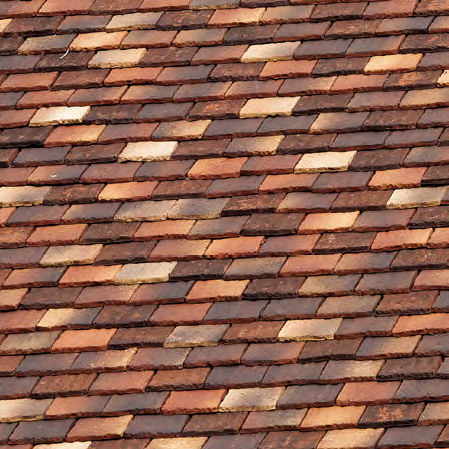 Exceptional ... Flat Roof Tile / Clay RUSTIC COLONIAL LUDOWICI