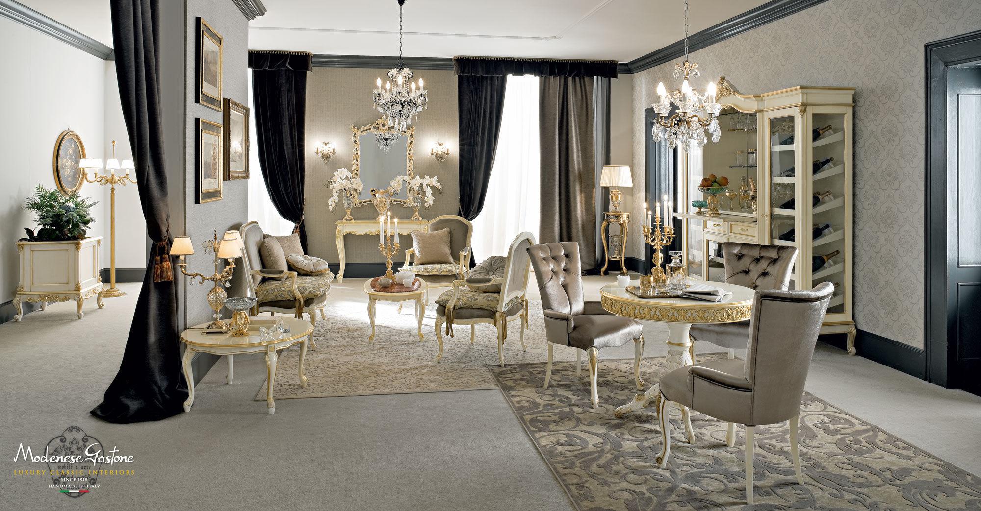 Superieur Classic Sofa / Fabric / 3 Seater / High Back   CASANOVA