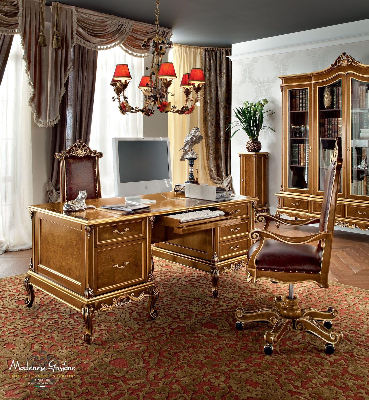 Wooden Desk Classic Casanova