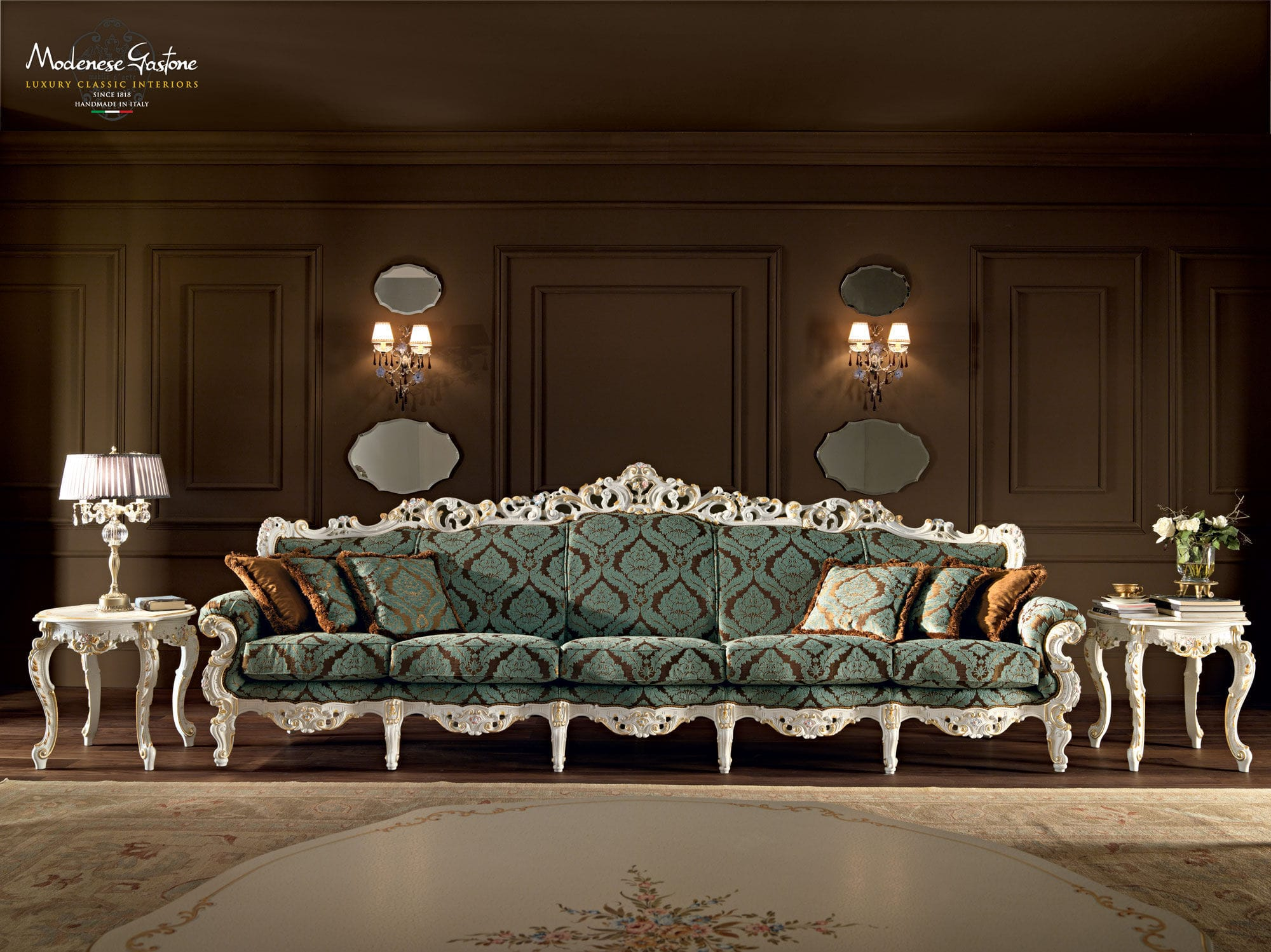 Delicieux Classic Sofa / Fabric / For Hotels / 3 Seater ...