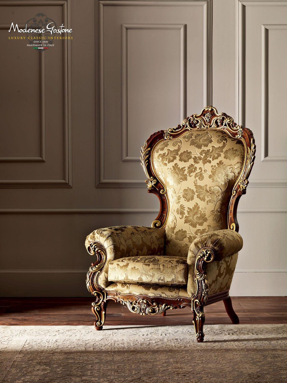 Classic Armchair / Polyurethane