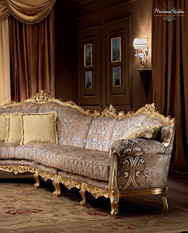 corner sofa classic fabric 2 seater villa venezia