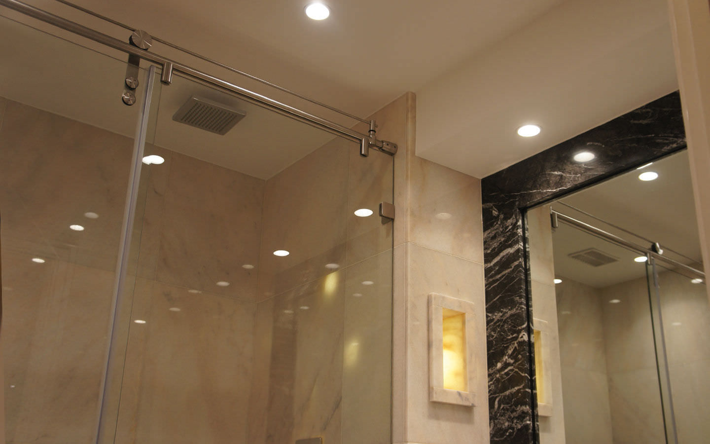 Recessed Downlight Bathroom Halogen Led Aquaspot