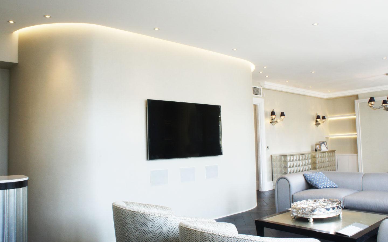 Recessed downlight / entrance / bedroom / living room - HIGH SPEC ...