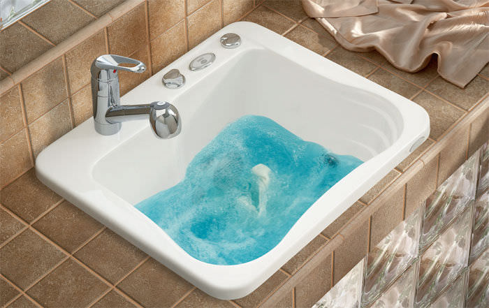 Built In Laundry Sink   LT2521