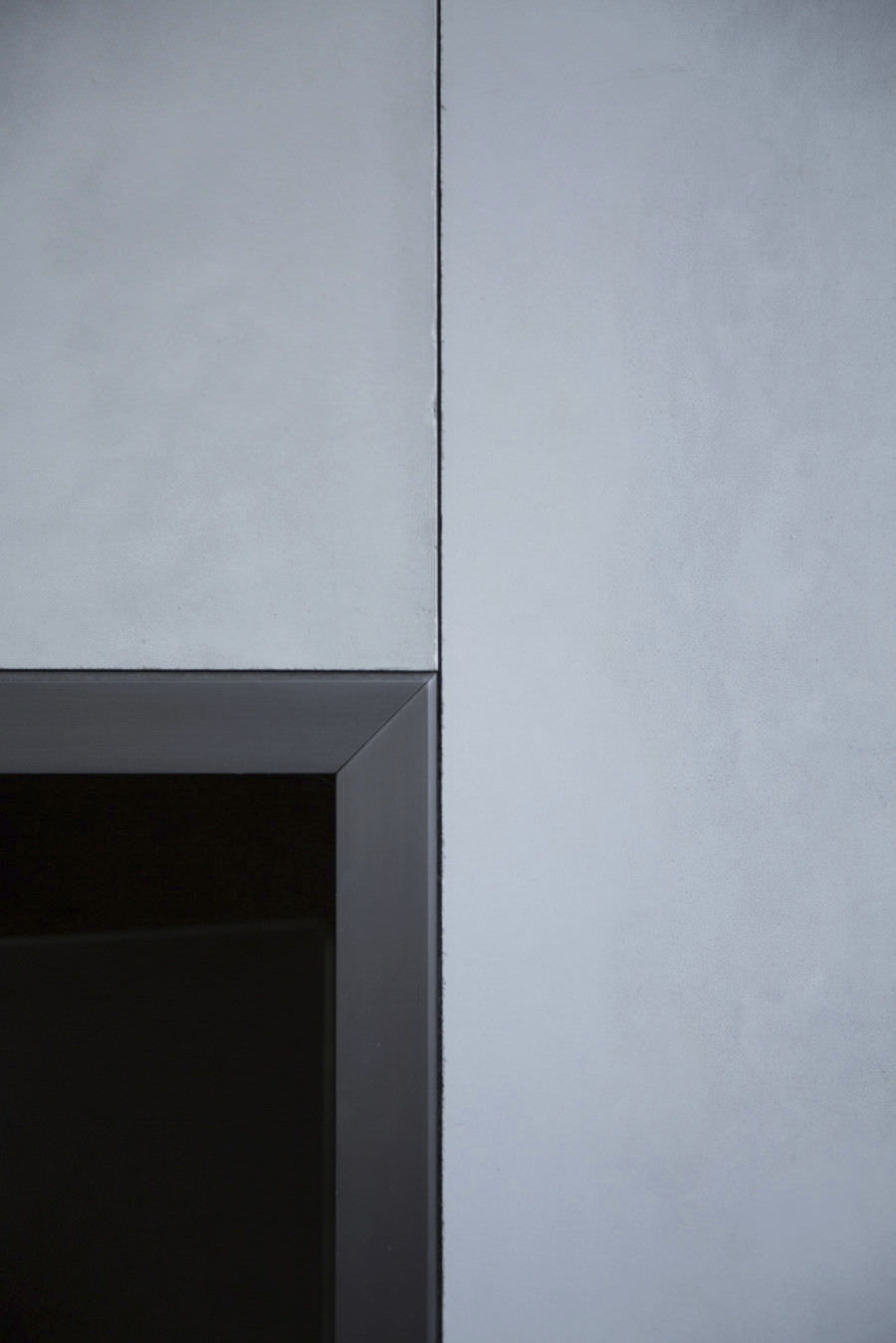 Concrete decorative panel / wall-mounted / smooth - PANBETON ...