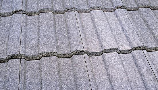 ... Interlocking Roof Tile / Concrete / Textured / Large LUDLOW MAJOR  Marley Eternit ...