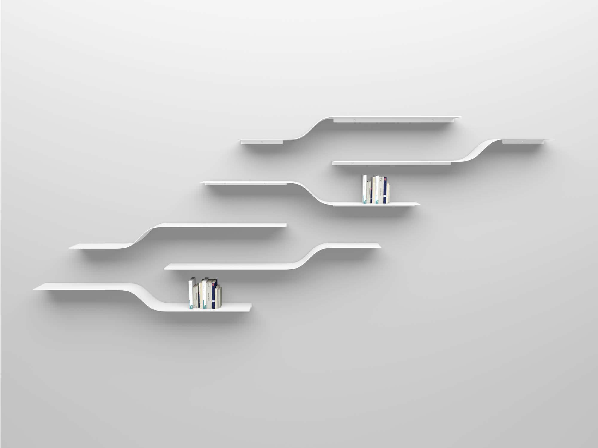 Modular shelf / original design / metal   VIDAME CREATION