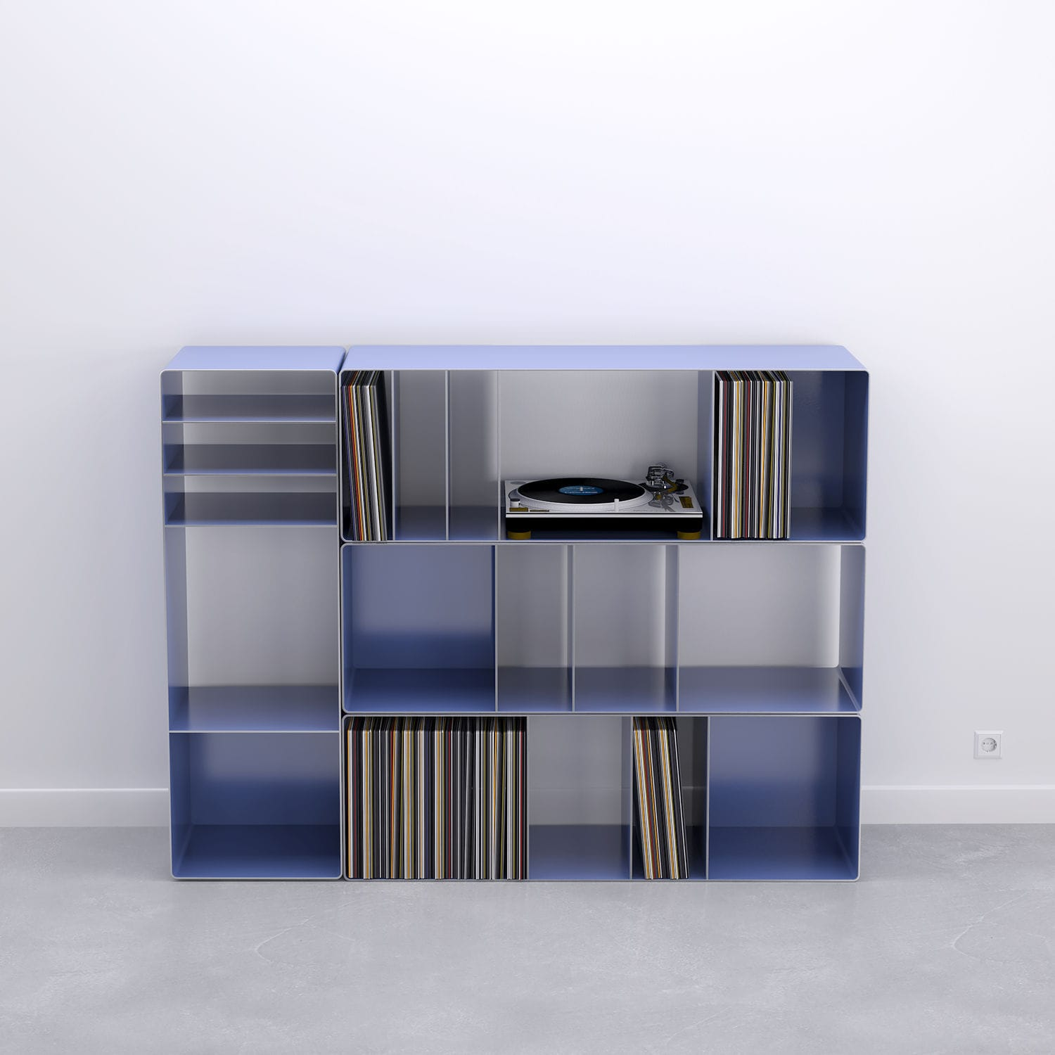world com paperboard amazon s made shelf vinyl storage from lp record dp axl basics guaranteed tool free assembly espresso stackable sustainable easiest way album cube and
