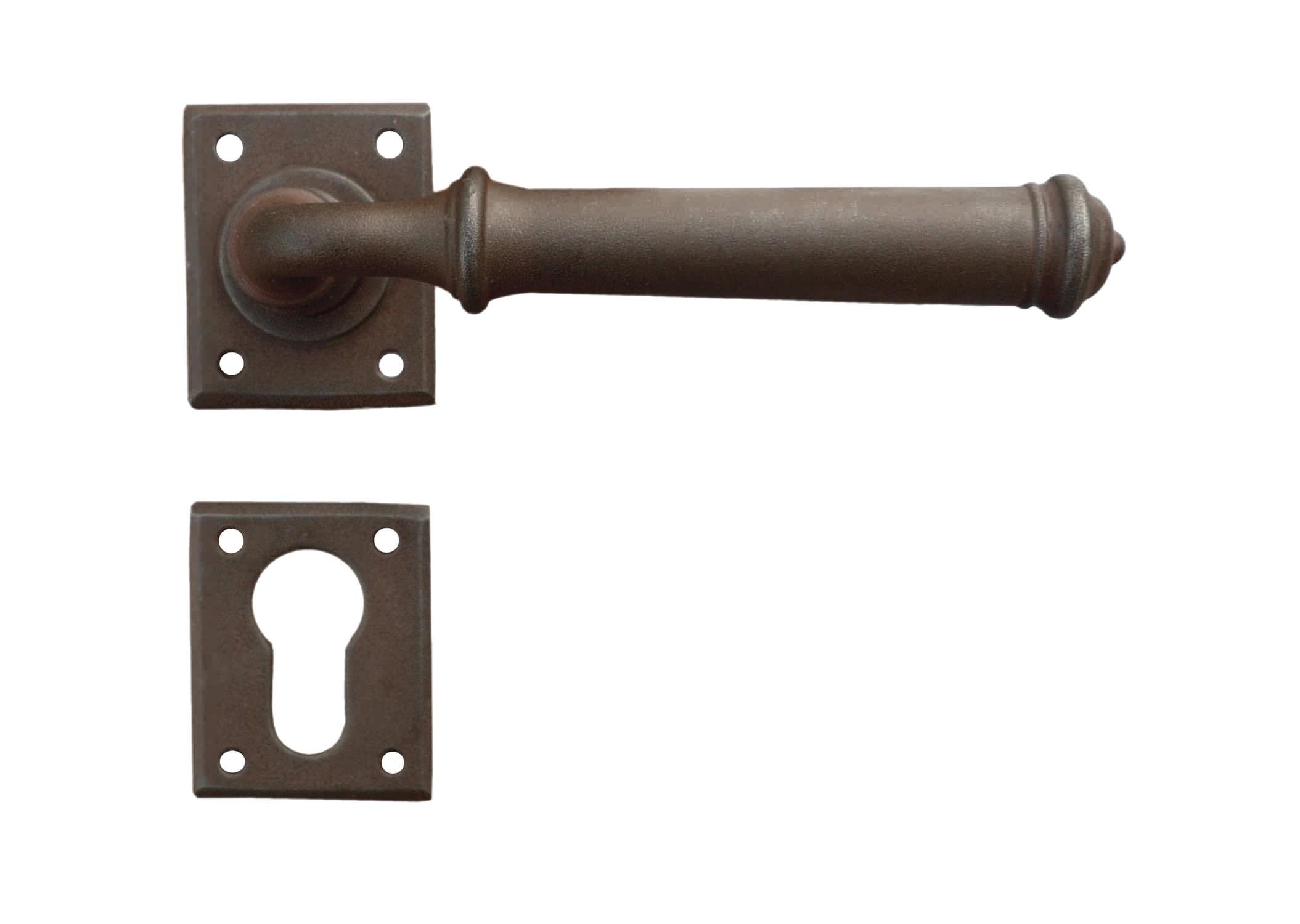 Door Handle / Metal / Traditional   1901