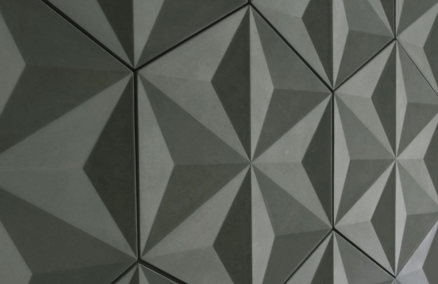 Indoor tile / wall / concrete / geometric pattern - JAPANESE GEO ...