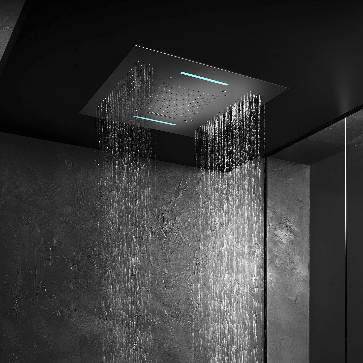 ceiling arm rectangular head shower ceilings designer square and