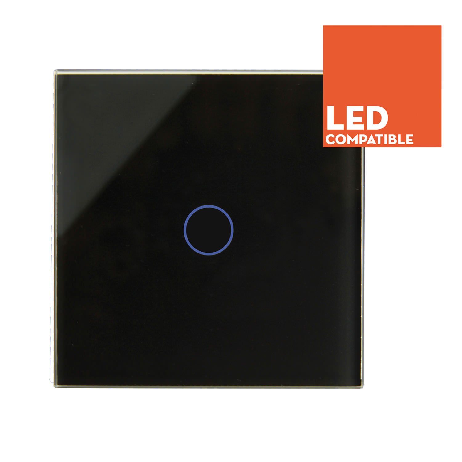 Led Light Switches Dimmers: ... Light dimmer switch / touch / contemporary / with LED indicator 00432  Retrotouch ...,Lighting