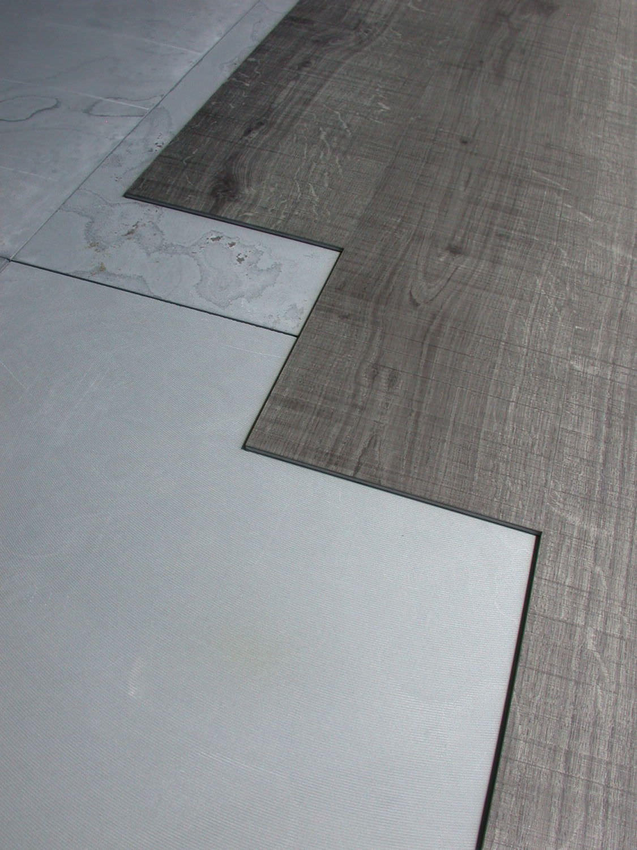 PVC raised access floor / indoor - LOOSE LAY TILES - Petral S.r.l